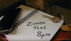 zumba signed